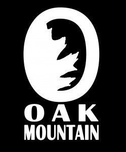 OAK logo white